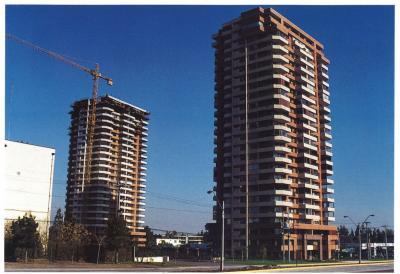 Chile High-rise Apt. Bldgs