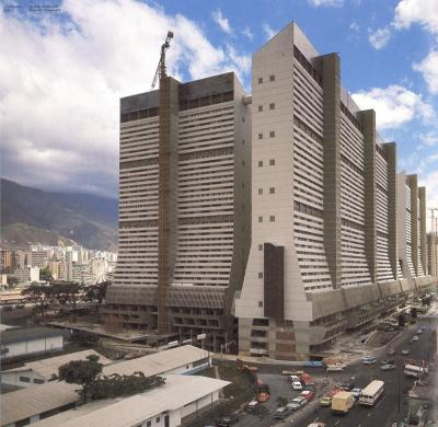 Parque Central - Caracas