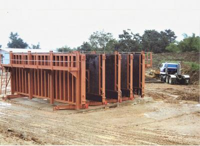 Precast Battery Mold2