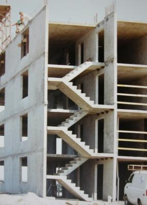 Pre-Cast Stair Molds